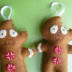 Gingerbread Men (x2)