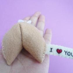 Funny fortune cookies - I love you